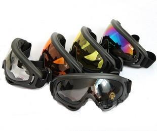 冲钻特价  X400风镜 护目镜 防风眼镜 摩托车 防风眼镜
