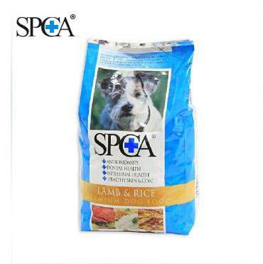 新西兰SPCA 进口狗粮 通用型成犬羊肉米饭天然狗粮1.5KG包邮