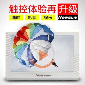 纽曼MP4播放器触摸屏迷你随身听最新注册白菜全讯网MP5高清智能收音MP3英语外放