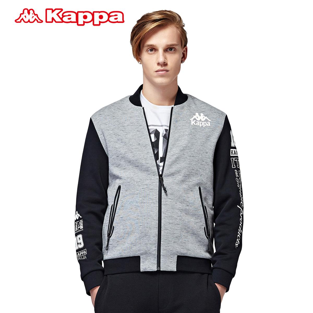 Kappa卡帕男保暖棉服 运动服棉服修身外套|K0652MM08