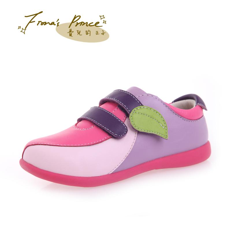 费儿的王子女童皮鞋英伦小皮鞋真皮单鞋女童秋鞋公主鞋儿童鞋子潮