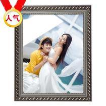 新款日韩欧式实木相框10-40等寸婚纱照相框油画框个人框满包邮
