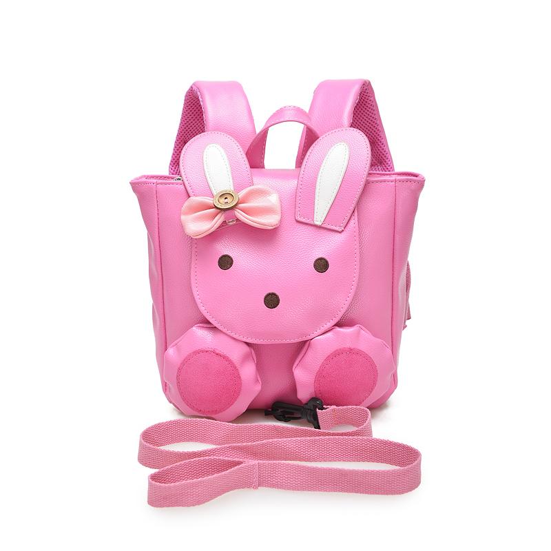 宝宝书包儿童防走失包1-3岁女孩包包小孩可爱幼儿婴儿背包双肩包
