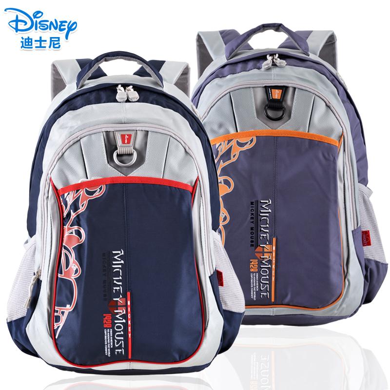 ML0109迪士尼书包儿童书包3-6年级小学生男女书包米奇双肩背包