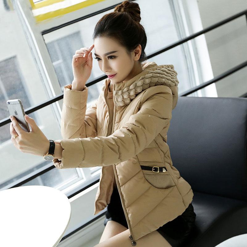 2014新款棉衣女短款冬装外套女装棉服韩版修身小棉袄大码棉衣潮