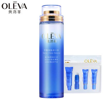 奥洛菲平衡细致冰川水120ml控油补水爽肤水油混合性皮肤护肤品