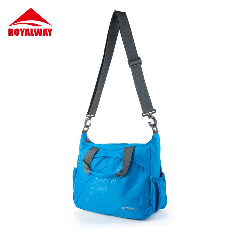 美户时尚挎包单肩包 休闲包斜跨 户外登山小包