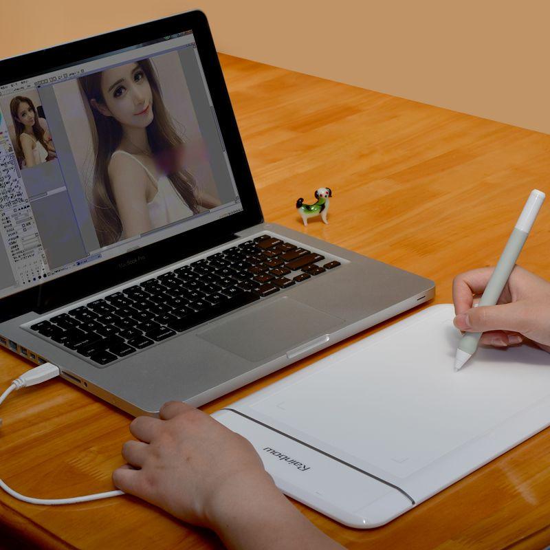 绘图板绘板漫画动漫电脑绘画漫画手写输入无线画图手绘板绘图板电