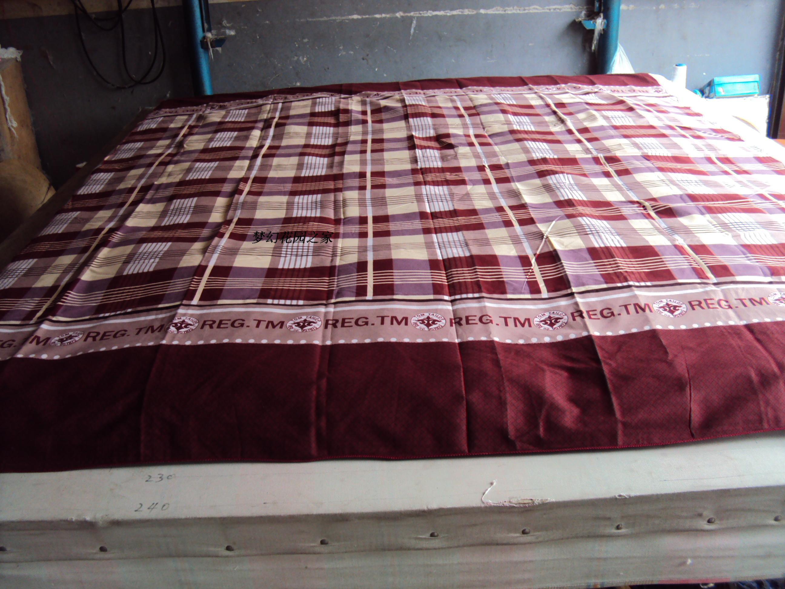 床上用品学生床床单,单人床单,被套钻石棉