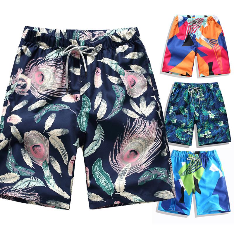 短裤男士五分沙滩泳裤夏季运动夏天情侣休闲裤衩速干大