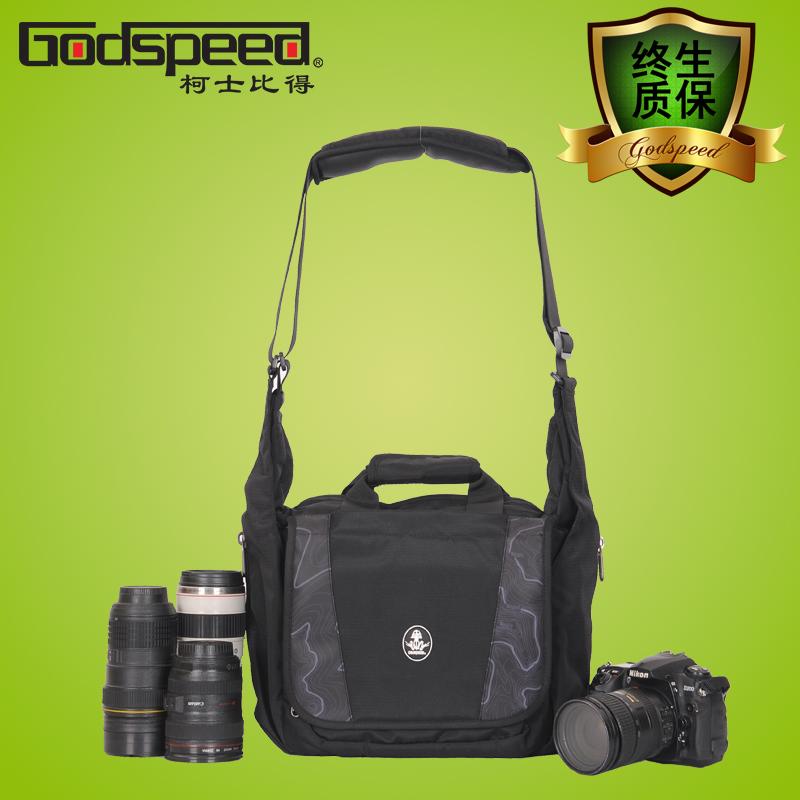 柯士比得  新款促销专业摄影包单肩数码单反相机包防盗大容量背包