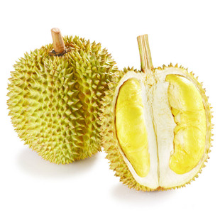 寻真 泰国进口金枕头榴莲4-10斤新鲜水果