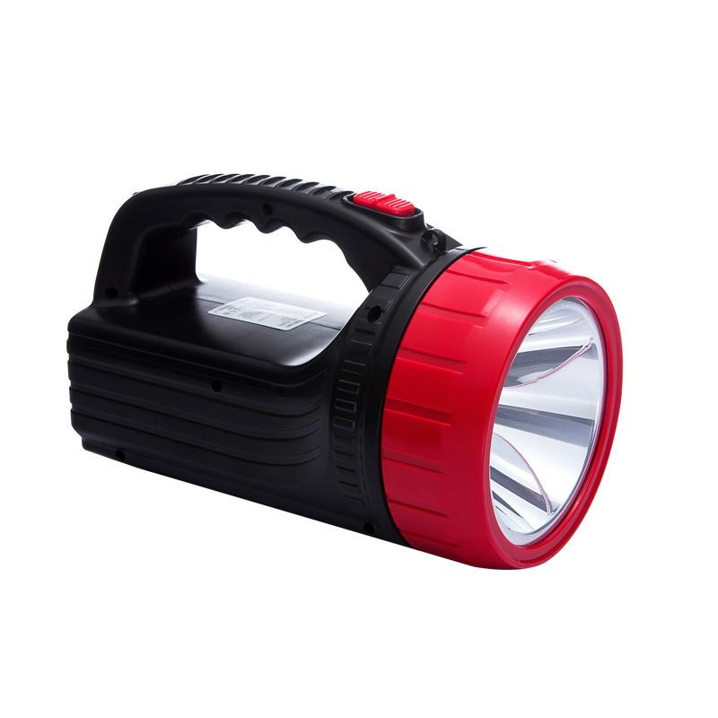 康铭 KM-2622 5W LED充电强光探照灯 手电筒手提灯户外应急灯特价