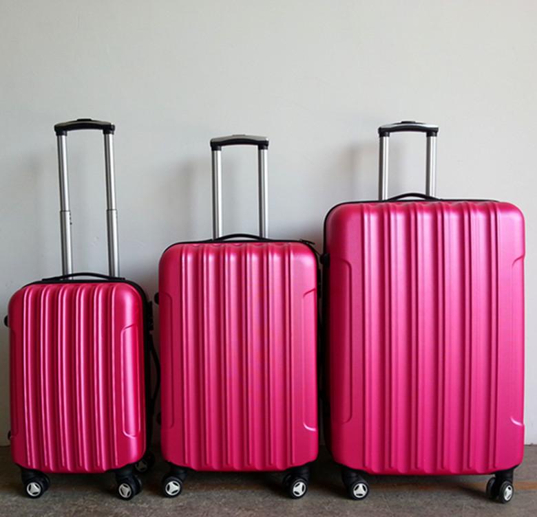 拉杆箱万向轮小旅行箱登机行李箱20寸24寸28寸男女韩国皮箱潮箱包