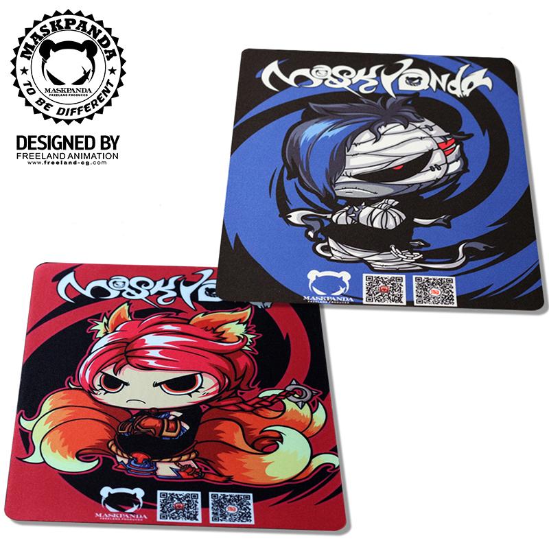 原创设计cos《英雄联盟》角色高清鼠标垫 游戏鼠标垫 动漫鼠标垫