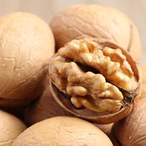 2015年新货薄皮大核桃500g 新疆特产孕妇食品 无添加包邮送开果器