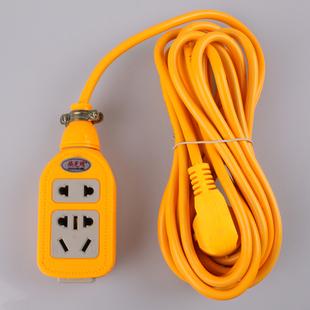包邮大功率接线板电磁炉空调插座3/5/8/10米延长线板电源排插插排