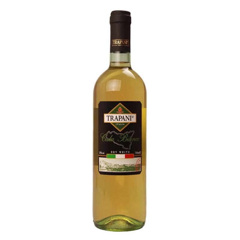 特价包邮 意大利特拉帕尼干白葡萄酒 11%vol