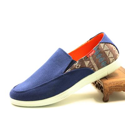 京韵祥老北京布鞋男款单鞋韩版男鞋休闲鞋秋季时尚鞋透气男士鞋子