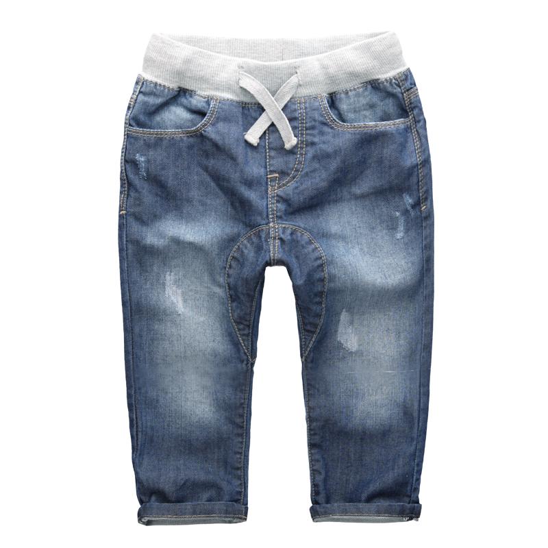童装2014新款韩版潮小童加绒牛仔裤儿童长裤子男童牛仔裤加厚冬款