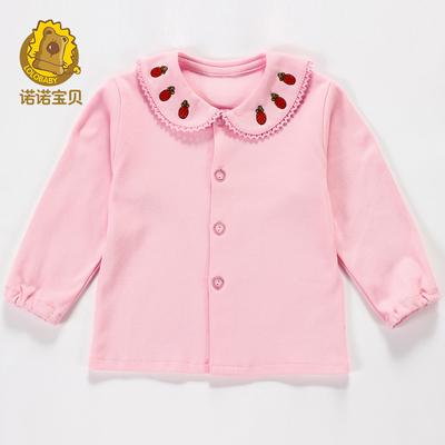 【图】男女儿童春秋装韩款宝宝毛衣针织衫版翻领毛衣