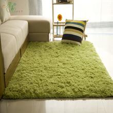 馨居可水洗不掉色丝毛客厅卧室茶几地毯飘窗床边满铺地毯可定做