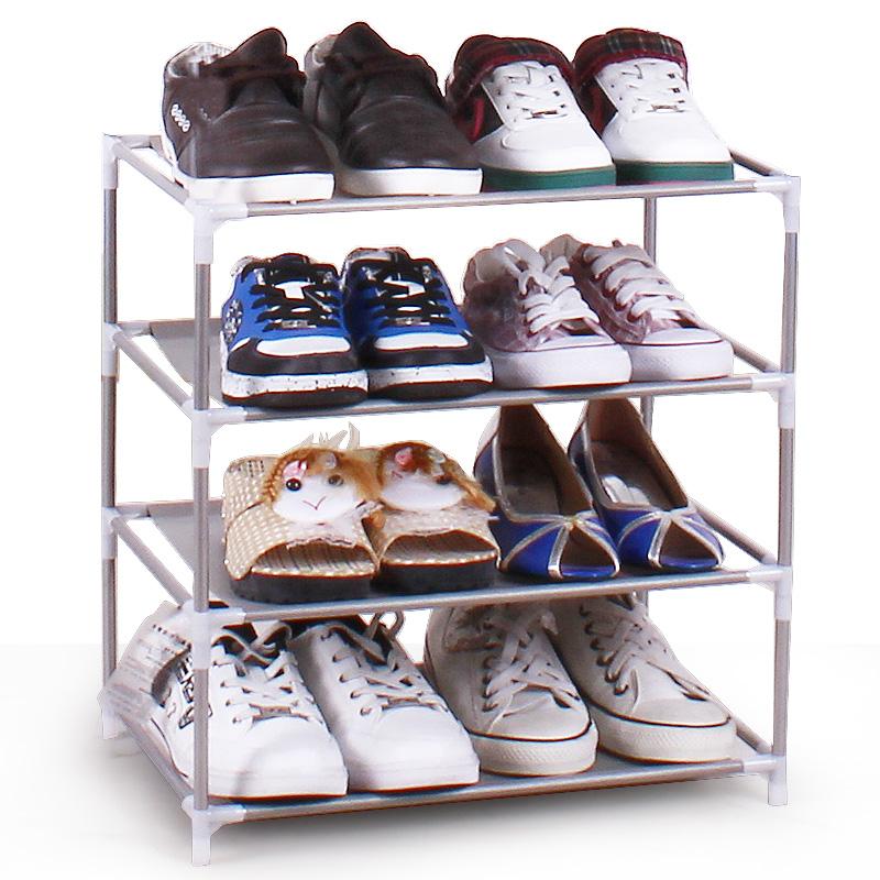 亿银大容量鞋架简易多功能鞋架收纳创意魔术家居鞋架图片