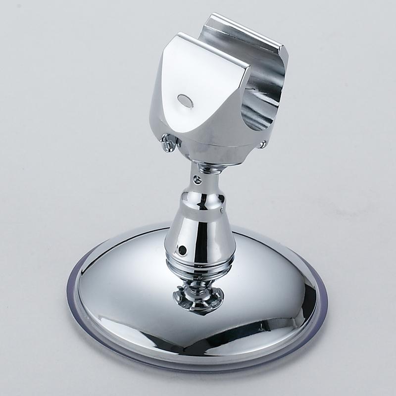 超强吸盘花洒支架 可调底座固定座 万向喷头软管支架 免打孔