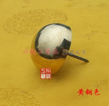 中式仿古门门钉大门半球铜圆钉鼓