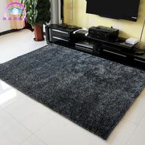 茶几客厅地毯 卧室房间满铺 韩国丝时尚简约现代床边欧式可定制垫