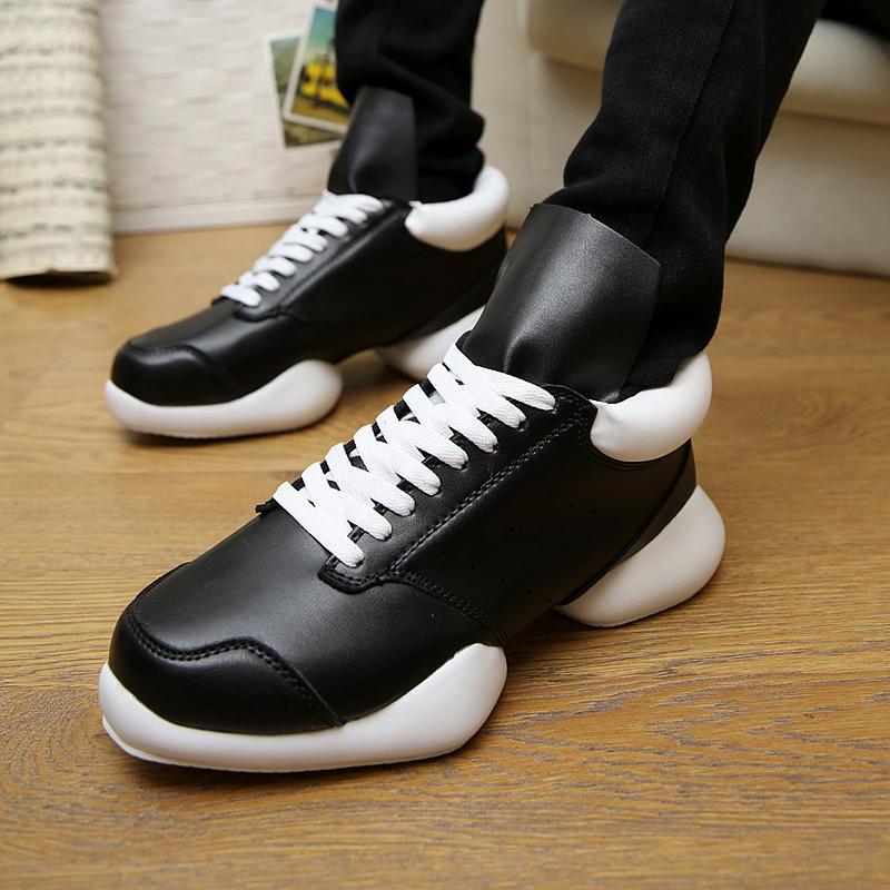 明星街舞鞋权志龙GD同款鞋男生高帮鞋运动休闲朋克韩版情侣鞋包邮