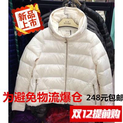 [限时抢购] LaChapelle拉夏贝尔淑女专柜正品代购15年冬装羽绒服10008222包邮