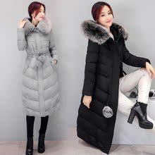 特价清仓爆款限时打折韩版女装长款棉衣女装大衣棉服