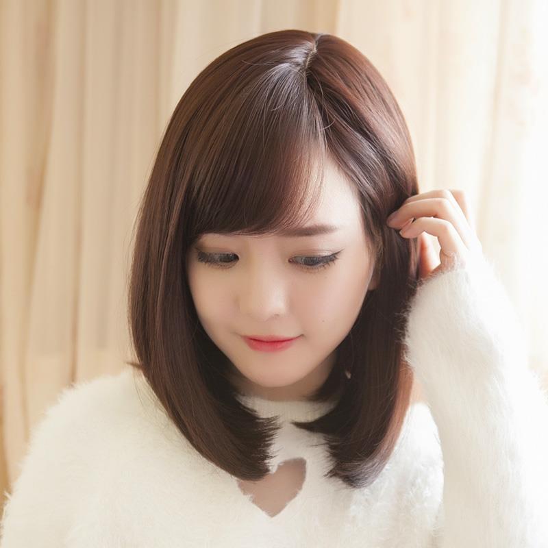 发型[发型]正品图片短发2015女v发型圆脸适合的天津徐少峰发型师图片