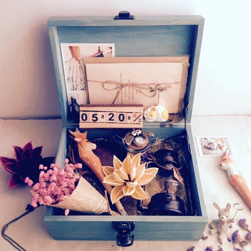 创意小清新礼物送男生女生女孩闺蜜女朋友成人礼生日礼品手工定制