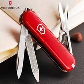 原装正品维氏瑞士军刀58mm迷你典范0.6203瑞士水果刀多功能折叠刀