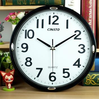 包邮香港菲珞特钟表简约挂钟客厅