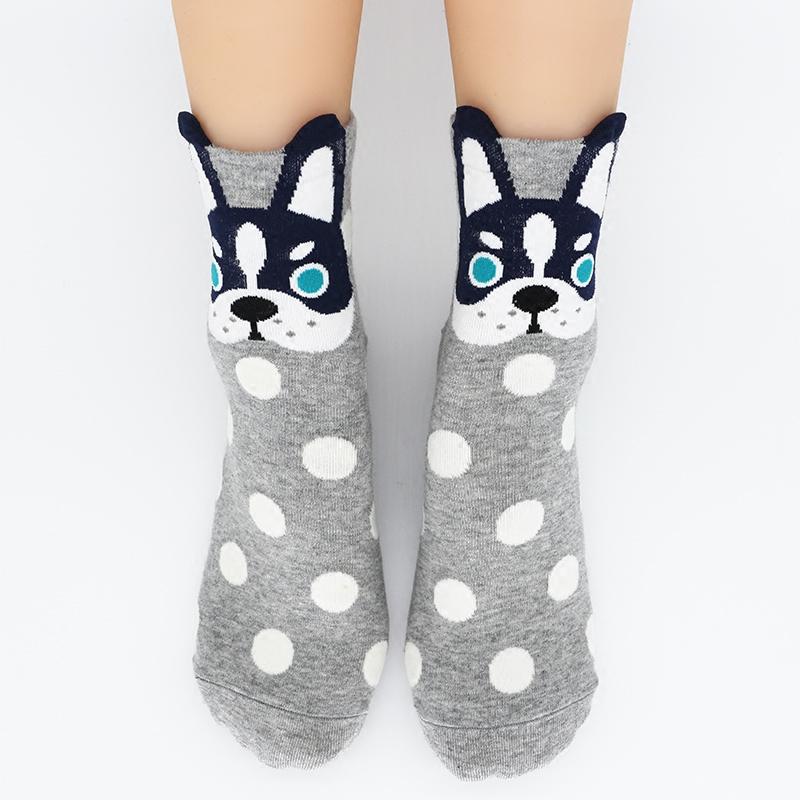 可爱短袜韩国冬季女袜