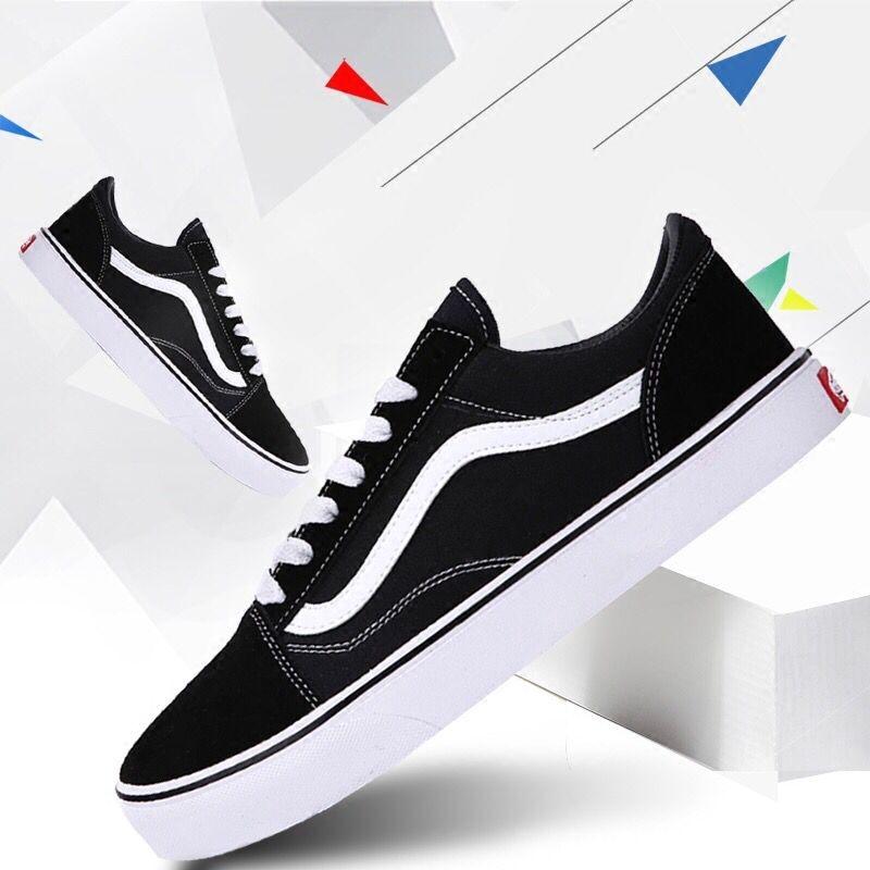正品夏季万斯男鞋帆布鞋经典款学生低帮滑板鞋情侣鞋新款透气女鞋