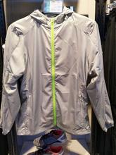 跑步外套速干防晒服运动衣AFDM067 李宁运动皮肤衣2017夏季新款