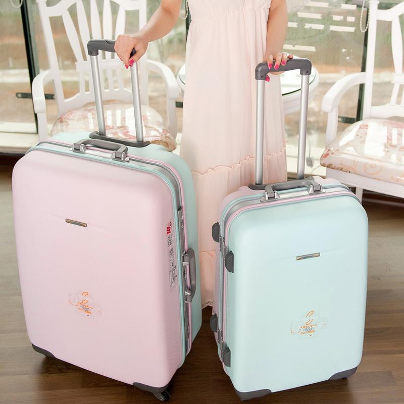 寸硬箱包 24 寸皮箱 22 铝框拉杆箱行李箱密码箱 20 万向轮旅行箱女